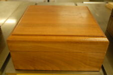 solid cherry  (48) slabs storage coin box  for pcgs