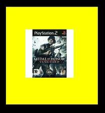 Medal of Honor: Vanguard (PS2) PlayStation 2 PAL Brand New