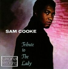 NEW Sam Cooke Tribute To The Lady  CD