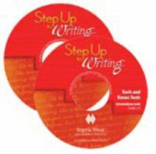 Step Up to Writing, CD of Tools and Bonus Tools, Intermediate Level (Grades 3-6)