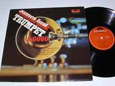 JAMES LAST Trumpet à GoGo - 1966 GERMANY LP - re-issue