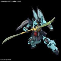 HGUC Gundam DIJEH 1/144 Scale Plastic model kit Japan Import Bandai 2018