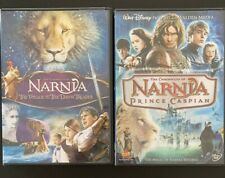 The Chronicles of Narnia: The Voyage of the Dawn Treader and Prince Caspian