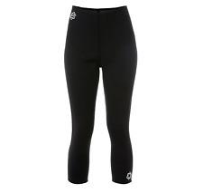Zaggora USA Black Weight Loosing Hot Pants Capris - Small