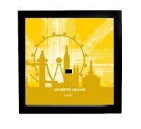Lester minifigure acrylic display frame