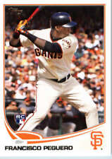 2013 Topps #564 Francisco Peguero Giants NM-MT (RC - Rookie Card)