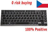 For Toshiba SatelliteU840U840WU845U845WU940U945 Keyboard Czech US Backlit