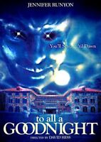 To All a Goodnight [New DVD]