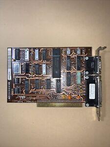 IBM 6448800XM 8-Bit ISA Serial Parallel Adapter Interface Buss Card 6135932-01