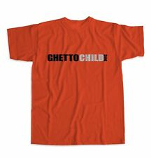 Ghetto Child Classic Usa Skateboard T-Shirt | Chad Muska Tom Penny