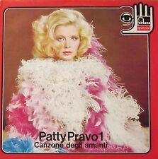 PATTY PRAVO 1-canzoni degli amanti (FONTANA IN VINILE LP DISCO ITALY 1973)