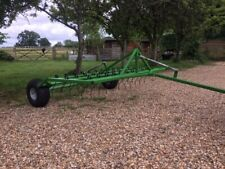 More details for trailed harrows/weeder for atv/quad/4x4