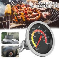 Temperatura Forno BBQ Barbecue Affumicatore Griglia Termometro Fumare 10-400℃