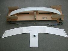 2004-2006 Hyundai Elantra Rear Spoiler Kit Wing Assembly White OEM Factory