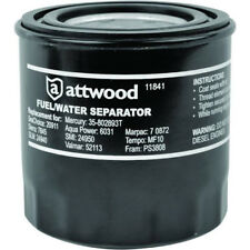 Attwood Boat Marine Fuel / Water Separator Canister Replaces Mercury 35-802893T