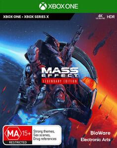Mass Effect: Legendary Edition *Next Day Post* Xbox Series X & Xbox One