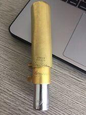 Rare 1940's Berg Larsen PERSONAL Tenor Saxophone Mouthpiece P 90/2 M Lig Cap