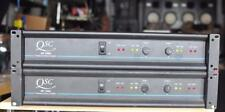 QSC MX1500A 1500W 2-CHANNEL PROFESSIONAL AUDIO STEREO AMP AMPLIFIER MX 1500A