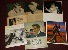 James Dean - Clippings  (Lot C)