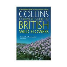 Collins Complete Guide to British Wild Flowers by Paul Sterry (author)