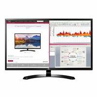 "LG 32MA70HY 32"" Monitor 1080p FHD Ultra-Slim LED IPS LCD HDMI DisplayPort VGA"
