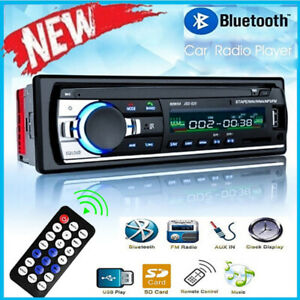 12V Autoradio Radio Fernbedienung Digital Bluetooth Bluetooth Audio Musik MP3WP4