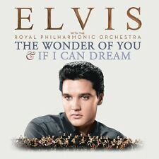 THE WONDER OF YOU: ELVIS PRESLEY WITH THE ROYAL PHILHARMONIC ORCHESTRA  2CD NEU