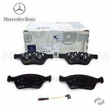 NEW For Mercedes Front Brake Pads Set & Sensor Kit W164 ML W211 E W251 R X164 GL