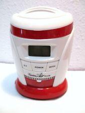 Refrigerator Air Freshener & Deodorizer Thermometer Alarm GH2187 Genius AIR