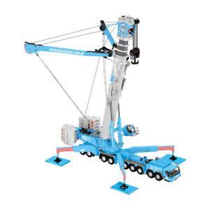 Liebherr LTM 11200-9.1 Mobile Crane - MAX Cranes - NZG 1:50 Scale #732/32 New!