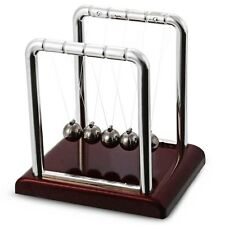 Newton's Cradle Balance Ball Physics Science Fun Desk Decoration Kids Toy