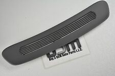 1999-2005 Pontiac Grand Am Gray Defrost Vent Grille Cover new OEM 22656649