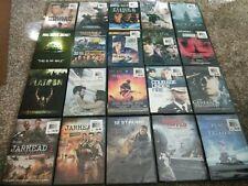 Military Theme Movie Lot 20 Dvds 1 Opened 19 Brand New! Dunkirk Platoon Jarhead