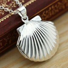 Unbranded Shell Silver Plated Fashion Necklaces & Pendants
