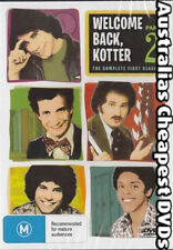 Welcome Back Kotter Part 2 DVD Postage Within Australia Region All