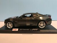 Maisto 2017 Chevrolet Camaro Fifty 50th Anniversary 2020 Special Edition #31385