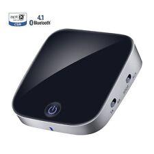 2in1 Wireless Bluetooth 4.1 Musik Audio Transmitter Receiver 3.5mm für TV