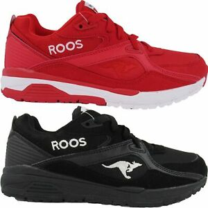 KangaROOS Roos Mens Runaway Pocket Tongue Retro Casual Classic Athletic Shoes
