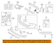 VOLVO OEM 01-09 S60 Brake-Rear-Splash Shield Screw 982757