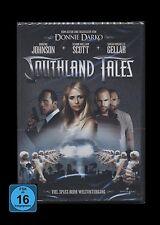 DVD SOUTHLAND TALES (vom Regisseur von DONNIE DARKO) *** NEU ***