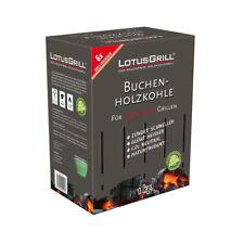 Carbón barbacoas LotusGrill Caja 1KG