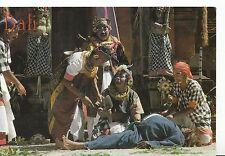 Bali Postcard - Kakul Action at Barong Dance - Ref AB2848