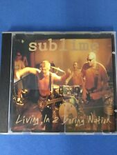 Sublime - Living in a Boring Nation CD (1995) -1854-7