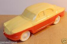 FALK 1960 MOULE NOREV MADE FRANCE PANHARD DYNA PL 17 JAUNE PALE ROUGE 1/43 REF 3