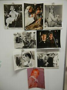 Lot of 8 Vintage Hayley Mills Photos 8x10 MINT