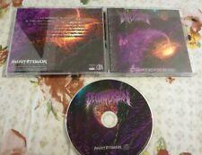 DECONVERSION - Incertitude of existence CD Rare Thrash metal Import Japan + Obi