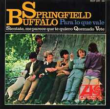"""BUFFALO SPRINGFIELD """"FOR WHAT IT'S WORTH"""" ORIG SP EP RARE 1967"""