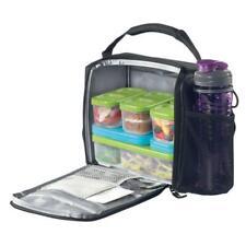 Lunch Bag Lunch Box Food Storage Bag Bottle Holder Container School Work Pi