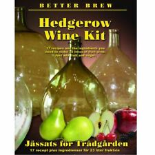 Hedgerow Wine Kit All Ingredients Plus 17 Recipes Homebrew Winemaking Made Easy