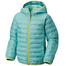 Columbia Flash Forward Hooded Down Jacket Girl L(14/16)  XL(18/20)  Lightweight